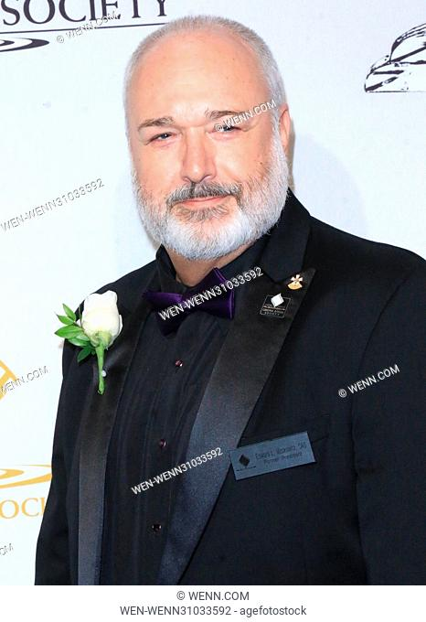 53rd Annual Cinema Audio Society (CAS) Awards at Omni Los Angeles Hotel at California Plaza - Arrivals Featuring: Edward L