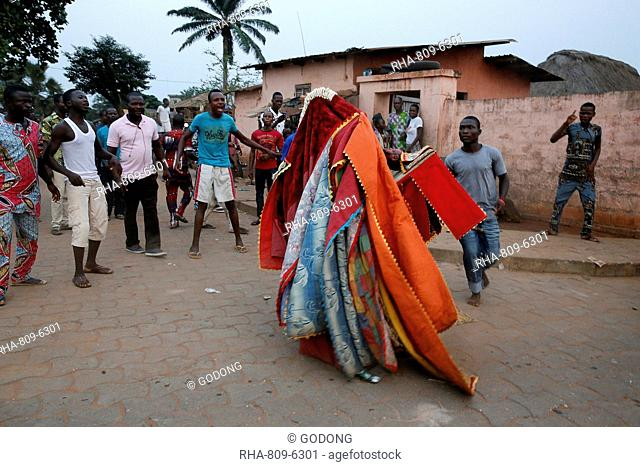 Ouidah voodoo festival Stock Photos and Images | age fotostock