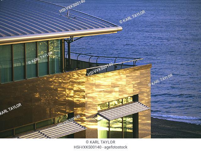 Architecture & interiors, Commercial buildings & interiors