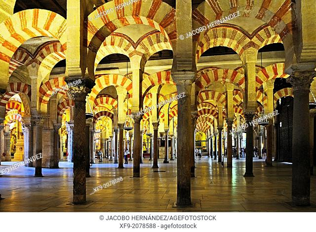 Mosque.Córdoba.Andalusia.Spain