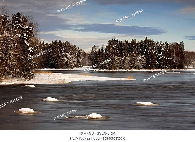 Dal River, Sweden