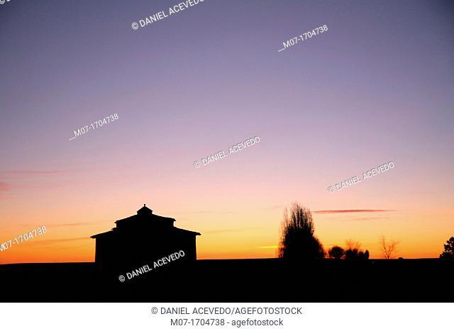 Tierra de Campos, Palomar, Valladolid