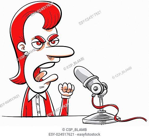 Red Talk Radio DJ