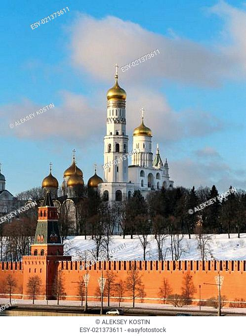 Ivan the Great Bell in the Moscow Kremlin