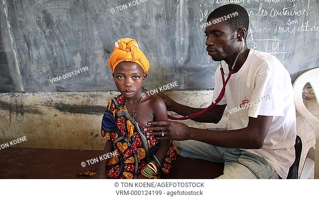 hospital in Central African Republic