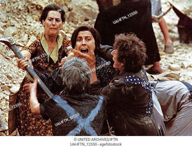 The Hiding Place, aka: Die Zuflucht, USA 1975, Regie: James F. Collier, Szenenfoto