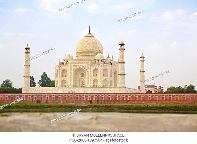 Taj Mahal Exterior