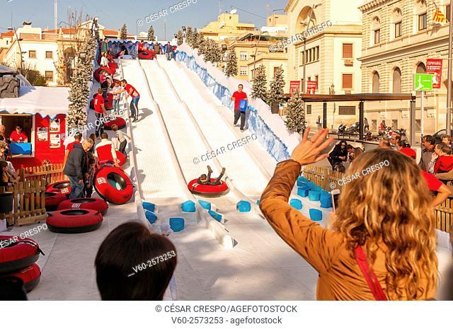 -Christmas Campaign 2015- Alicante (Spain)