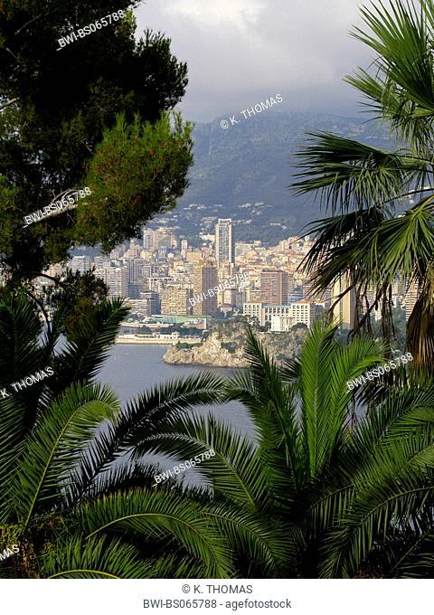 Monaco, city view, Monaco, Monaco