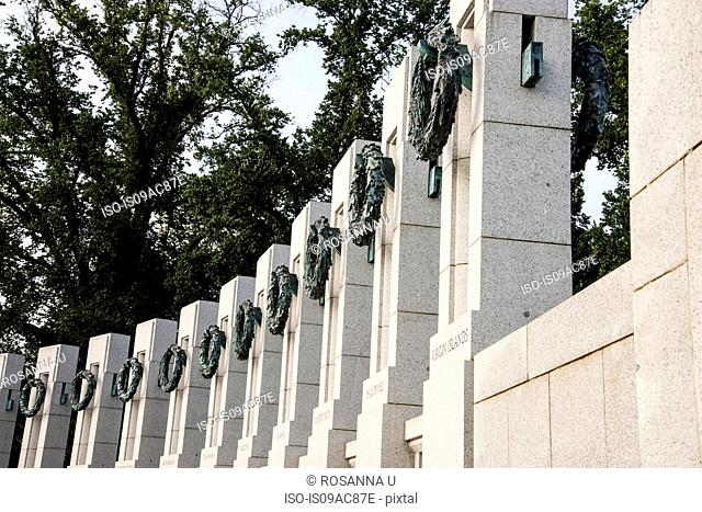 National World War II Memorial, United States of America