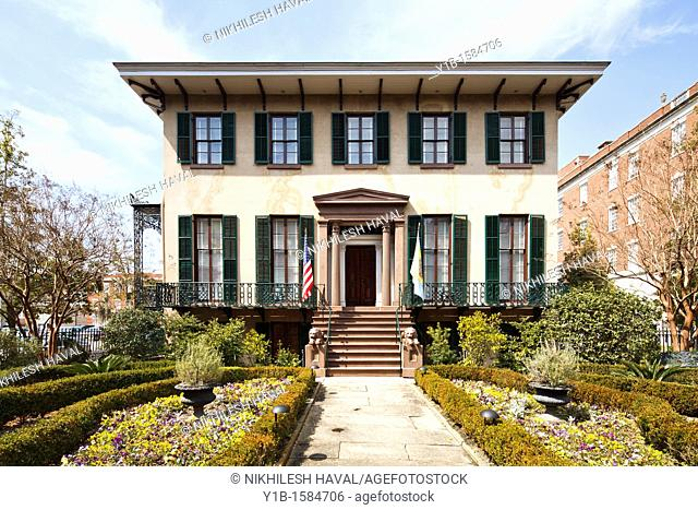 Andrew Low house, Savannah