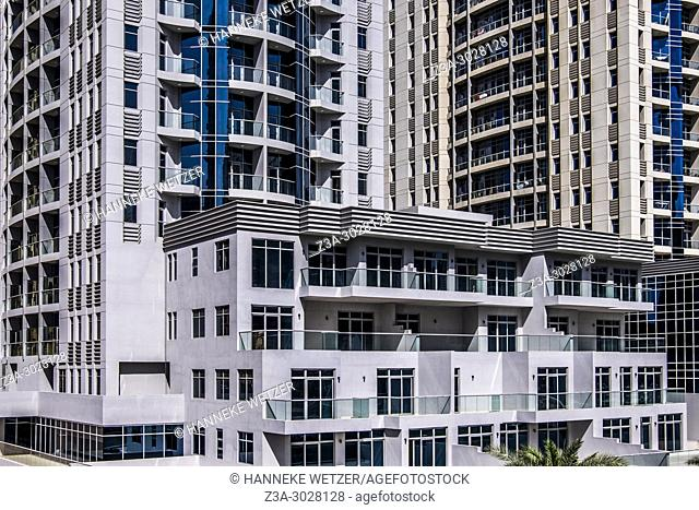 Brand new apartments at Dubai Marina, Dubai, UAE