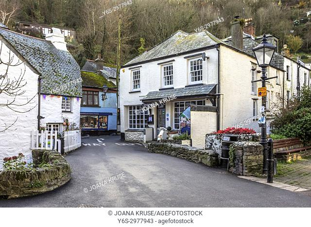 Polperro, Cornwall, United Kingdom