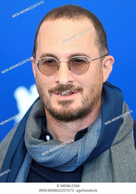 Photocall for 'Mother!' during the 74th Venice Film Festival in Venice, Italy. Featuring: Darren Aronofsky Where: Venice, Veneto