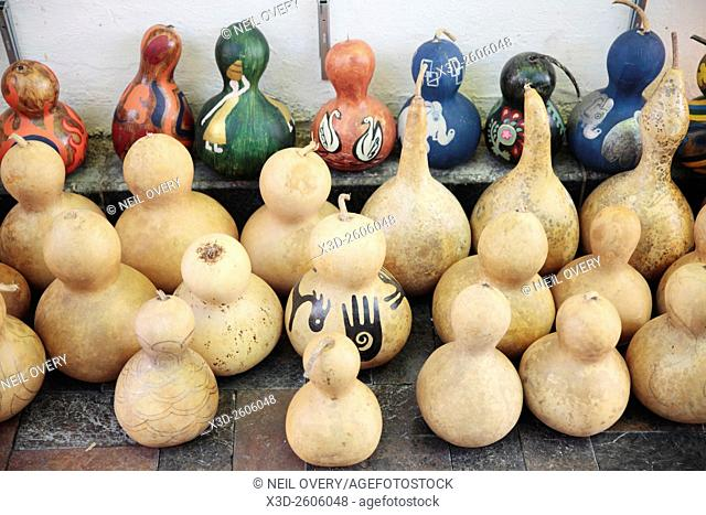 Gourds for Sale, Istanbul, Turkey