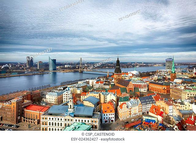 Central Riga