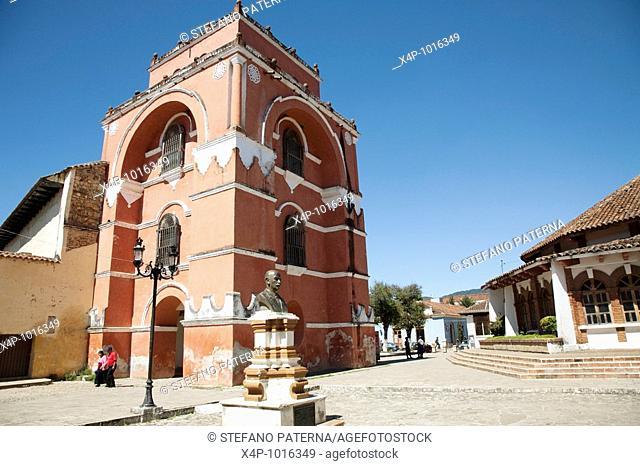 Templo del Carmen  San Cristóbal de las Casas, Chiapas Mexico