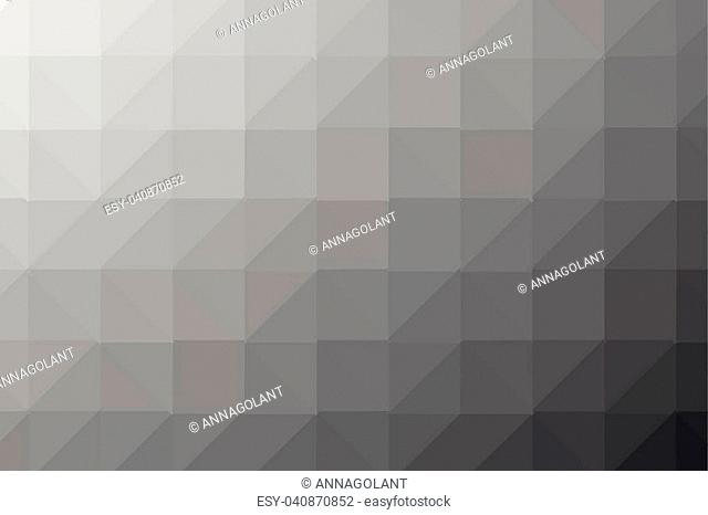 Triangular Pattern. Geometric background. Backdrop with triangle shapes. Vector ilustration Typographic design for websites, Wallpapers, banners