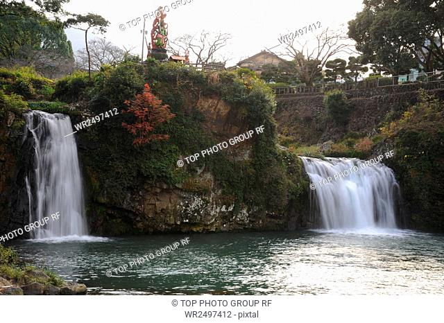 Roar of Falls Park Spot Japan