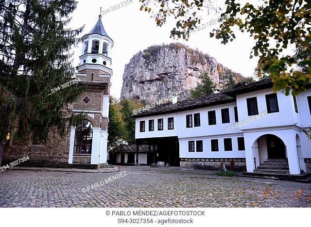 Church of St. Archangel Michael in Dryanovo monastery, Central Bulgaria