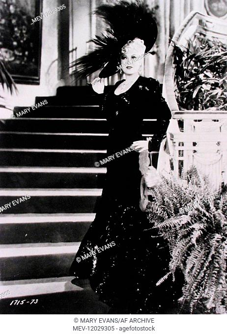 Mae West Characters: Ruby Carter Film: Belle Of The Nineties (1930) 01 May 1934