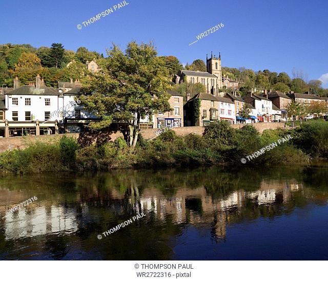 90900313, Ironbridge and River Severn, Shropshire