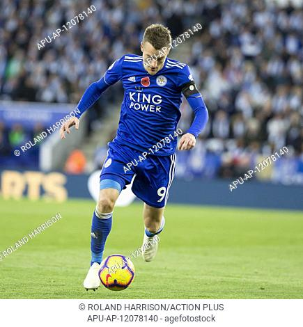 2018 EPL Premier League Football Leicester City v Burnley Nov 10th. 10th November 2018, King Power Stadium, Leicester, England; EPL Premier League Football