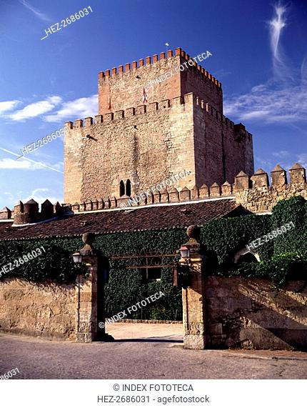 Fortress of Ciudad Rodrigo, built in 1372 by King Henry II of Castile, is currently a Parador hotel