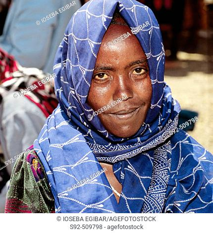 Woman, Northern Ethiopia