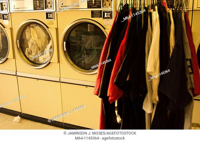 Public laundrymat