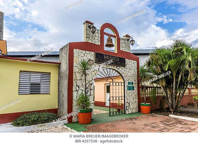 Marcelo Salado Sugar Museum, Caibarién, disused sugar factory, Remedios, Cuba