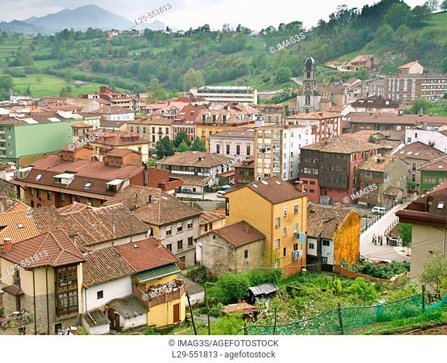 Infiesto, Piloña. Asturias, Spain