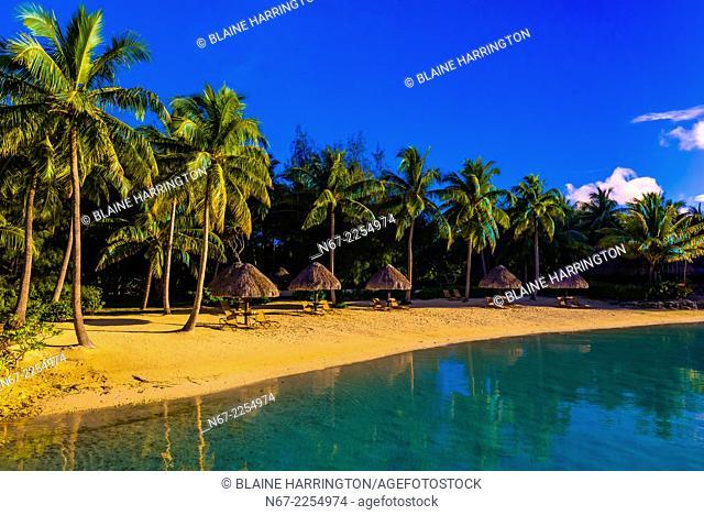 Four Seasons Resort Bora Bora, French Polynesia