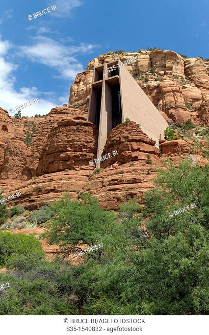 The Chapel of the Holy Cross  Sedona  Arizona  USA
