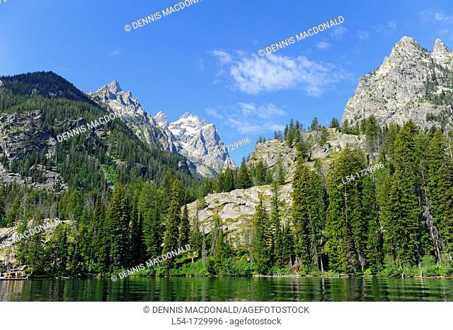 Grand Teton National Park Wyoming WY United States