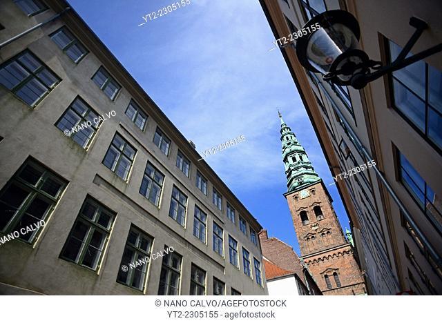 St. Nicholas church, home of Nikolaj, Copenhagen Contemporary Art Center