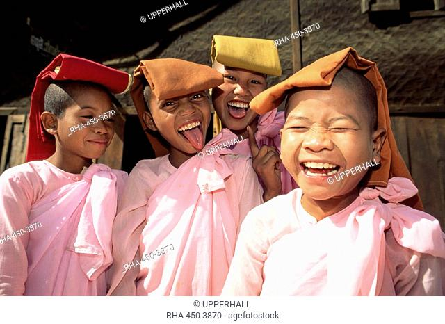 Burmese people front Stock Photos and Images | age fotostock