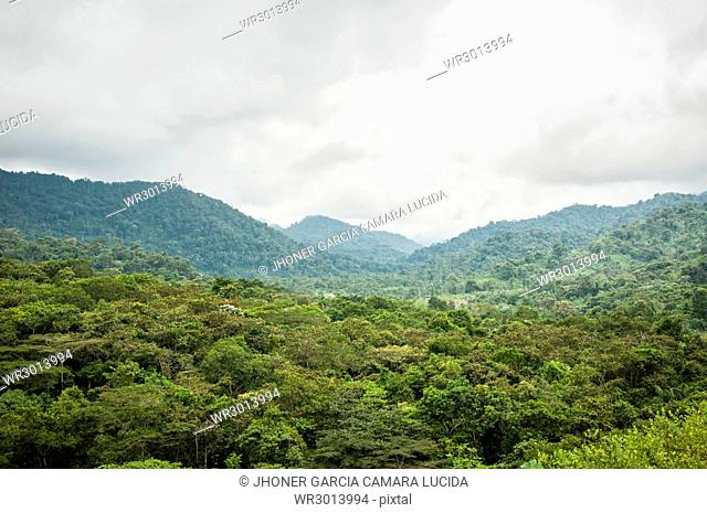 Via Mumbu Tado, Choco, Colombia