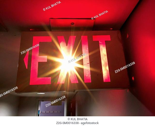 Exit spark