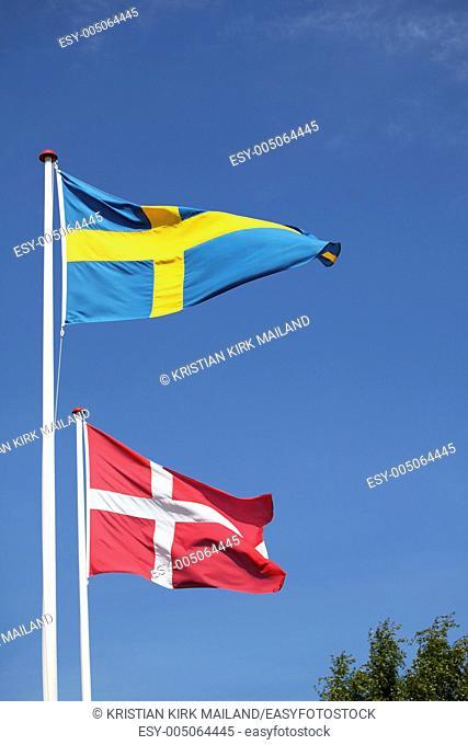 Close neighbours, Denmark and Sweden