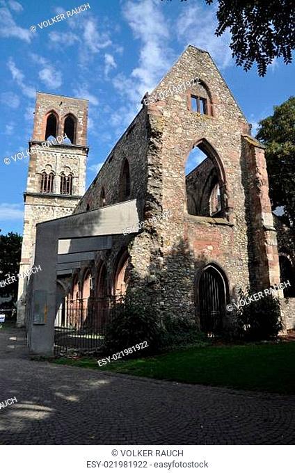 Kirche St. Christoph in Mainz