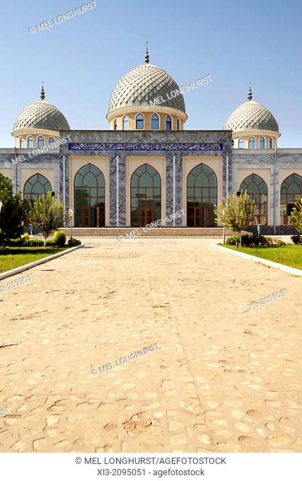 Xo Ja Ahror Valiy Juma Mosque, adjacent to Kukeldash Madrasah, (Kukaldosh Madrasah), Tashkent, Uzbekistan