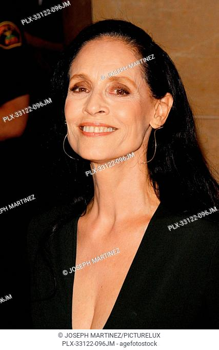 Sonia Braga at the 30th Annual American Cinematheque Award and Fundraiser honoring Ridley Scott held at the Beverly Hilton Hotel in Beverly Hills, CA