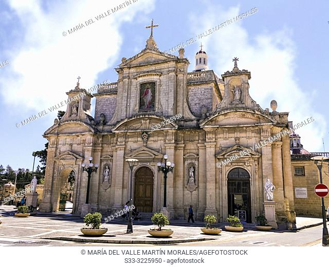 St. Pawl church. Malta. Europe