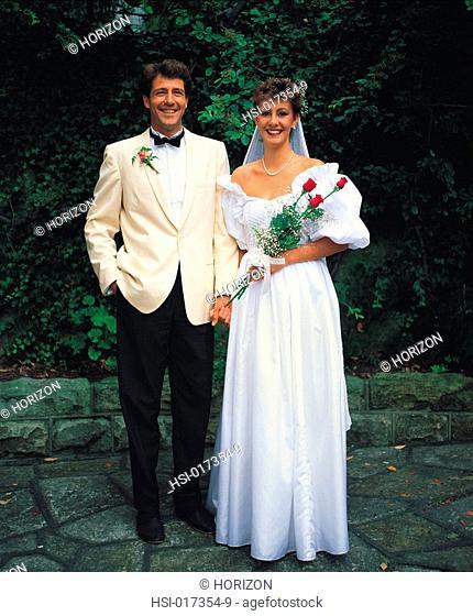 Lifestyle, Wedding couple, Bride & groom