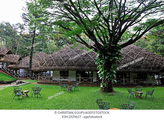 Spice Village Resort, Kumily, Kerala state, South India, Asia