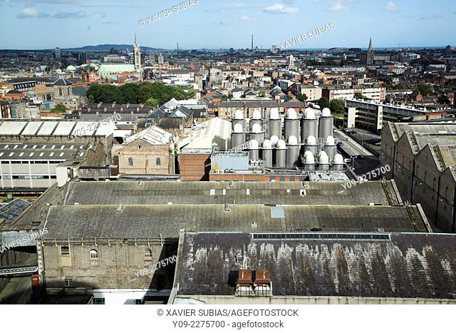 Guinness Brewery factory, Dublin, Leinster, Ireland