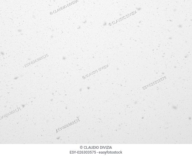Winter scene, snowing over the blank sky - copy space useful as background