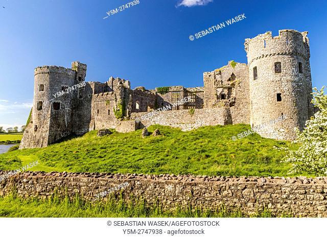 Carew Castle, Pembrokeshire, United Kingdom, Europe
