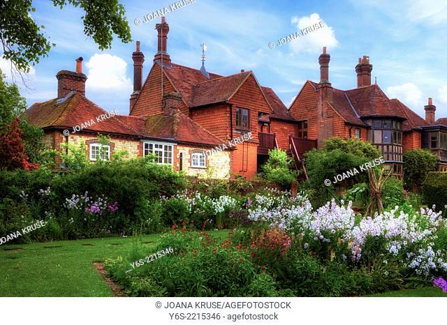 Gilbert White's House, The Wakes, Selborne, Hampshire, England, United Kingdom